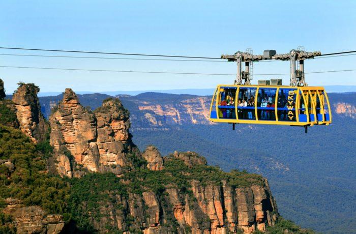 悉尼、蓝山、黄金海岸、布里斯班七天游行