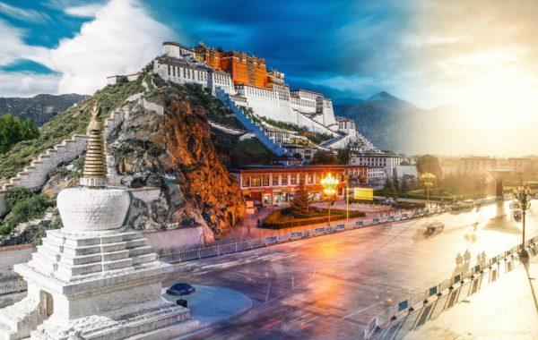 成都西藏10日游
