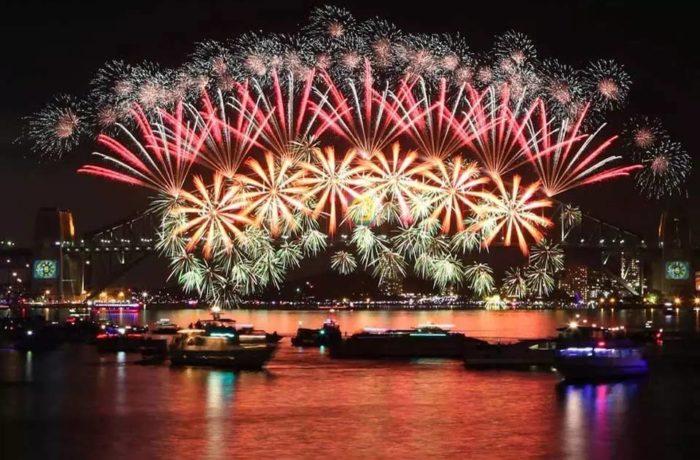 2017年悉尼跨年绚丽焰火七日团