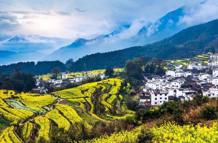 中国风景最美高铁之旅