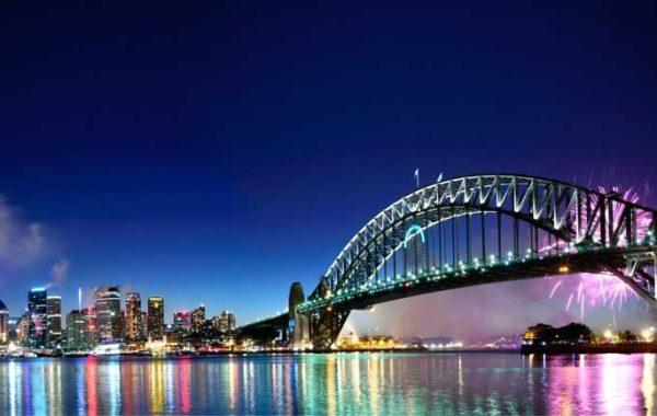 澳洲四地全景游