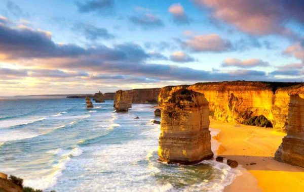 澳洲四地全景游8天游