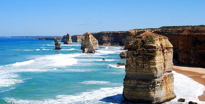 澳洲四地全景8日游